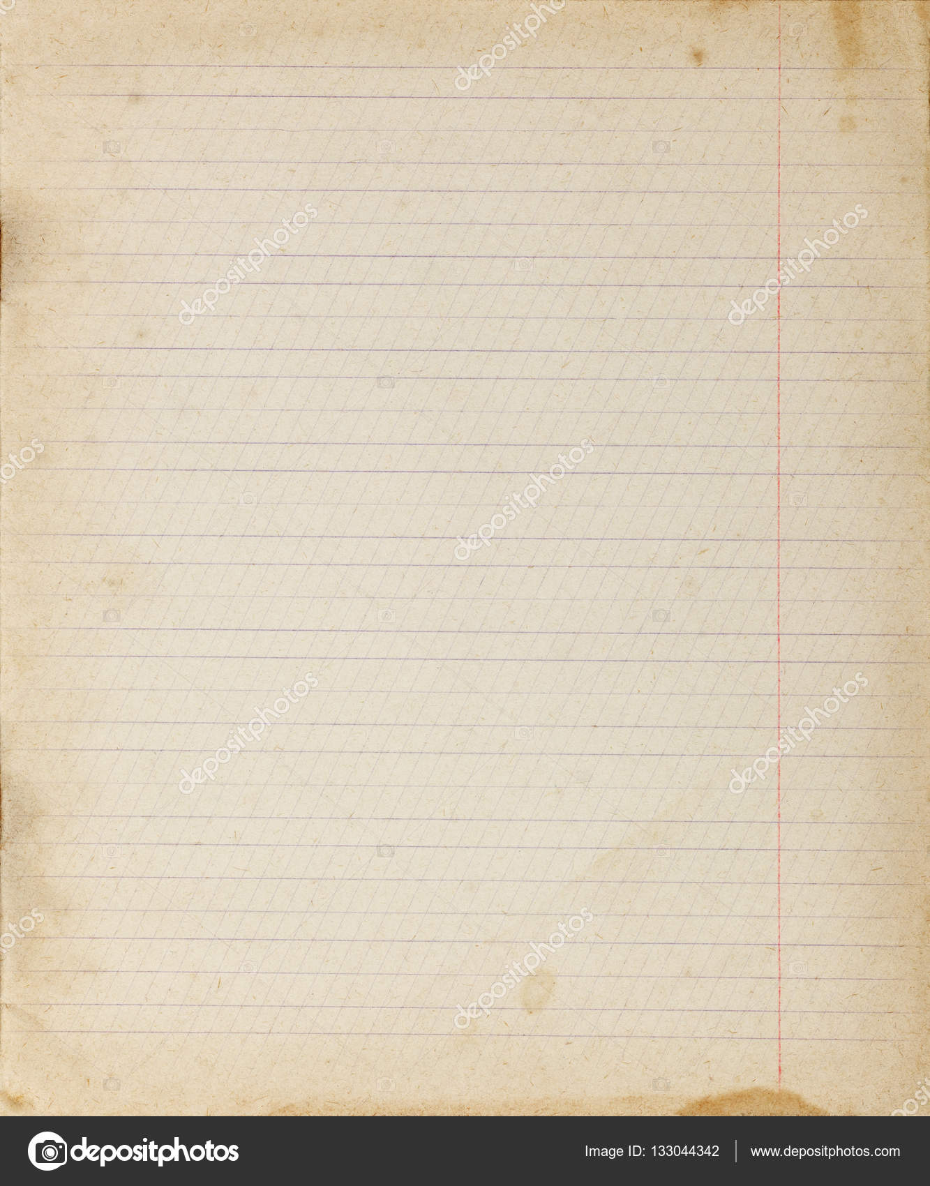 vintage lined paper background — stock photo © photoslash #133044342