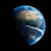 Fényképek Éjjel-nappal föld hely megtekintése