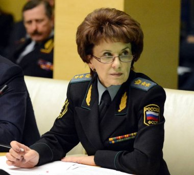 The Deputy Director of the Federal bailiffs ' service - Deputy chief bailiff of the Russian Federation Tatiana Ignatieva.