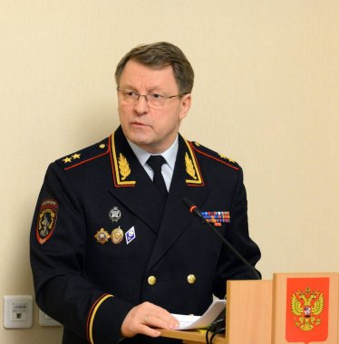 The chief of security of traffic of the Ministry of internal Affairs of Russia the General-the Lieutenant of police Victor Nilov.