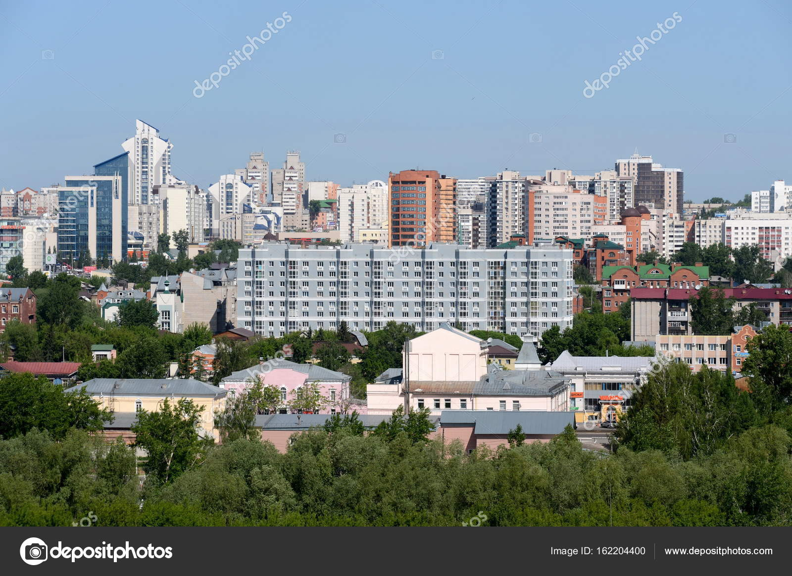 Where is Barnaul, in what area 35