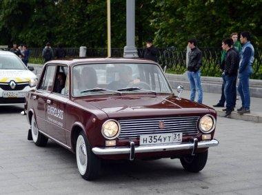 Soviet car VAZ-2101