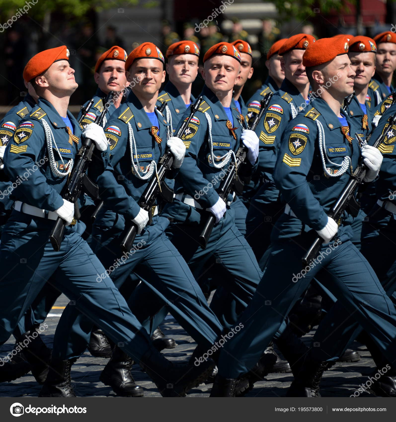 cadets of the academy of civil protection of emercom of russia