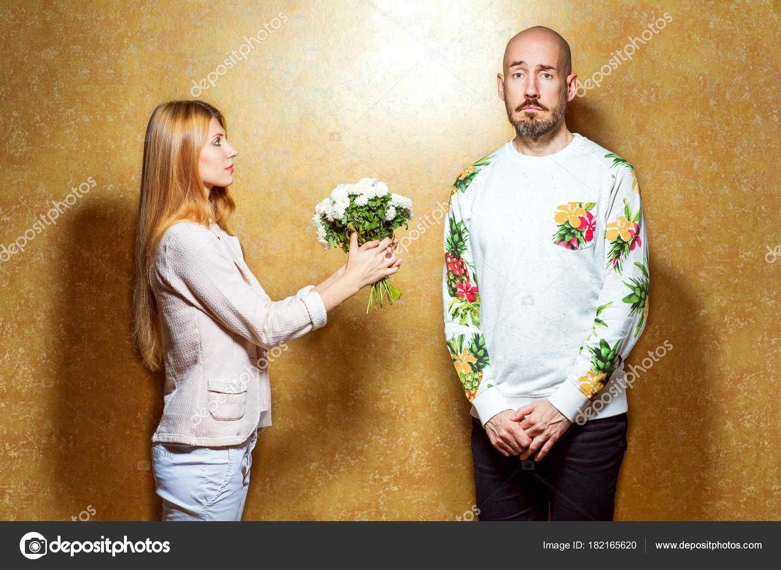 Цветок другу фото