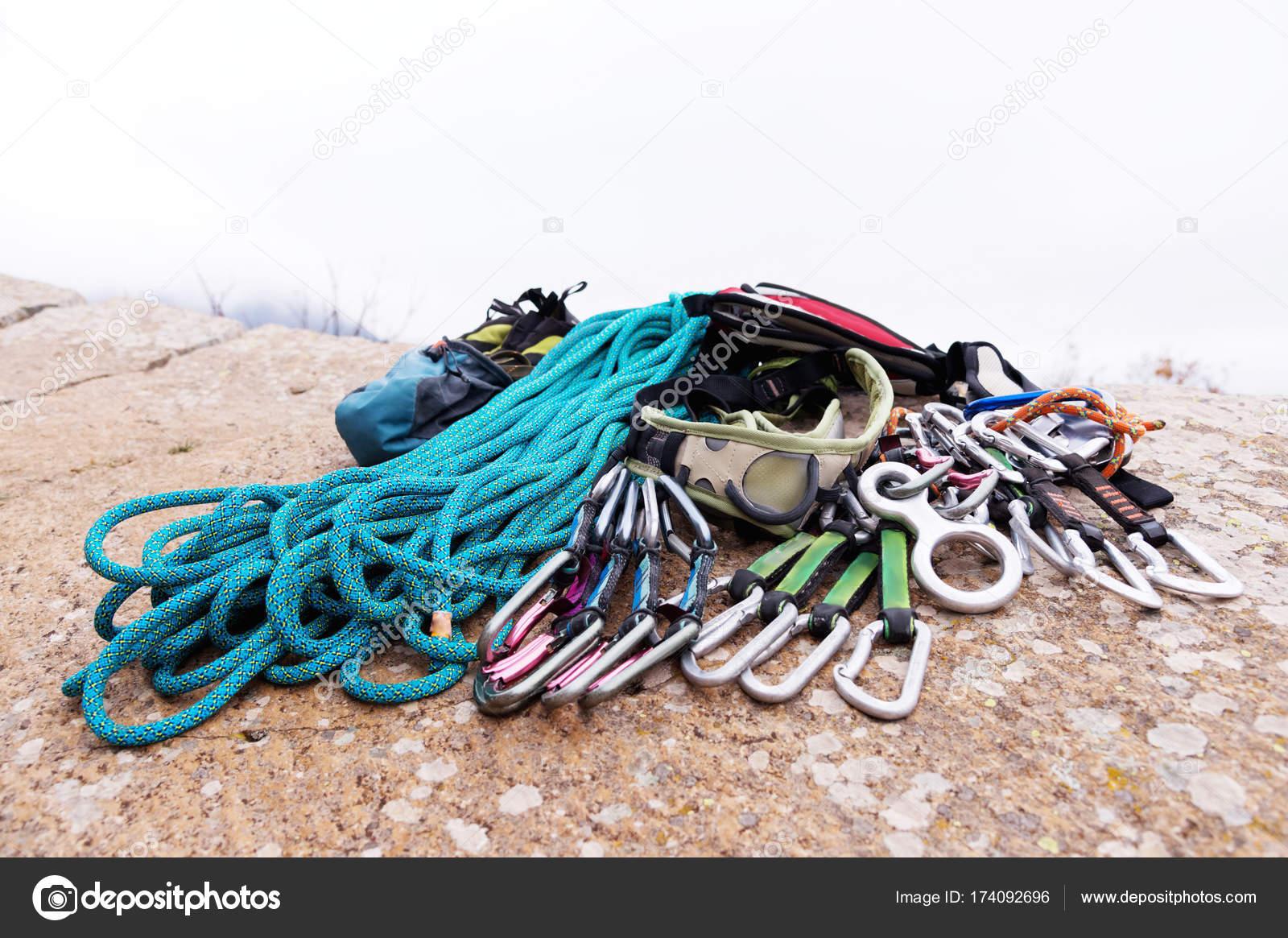 Kletterausrüstung : Wann ist kletterausrüstung schrott climb the earth