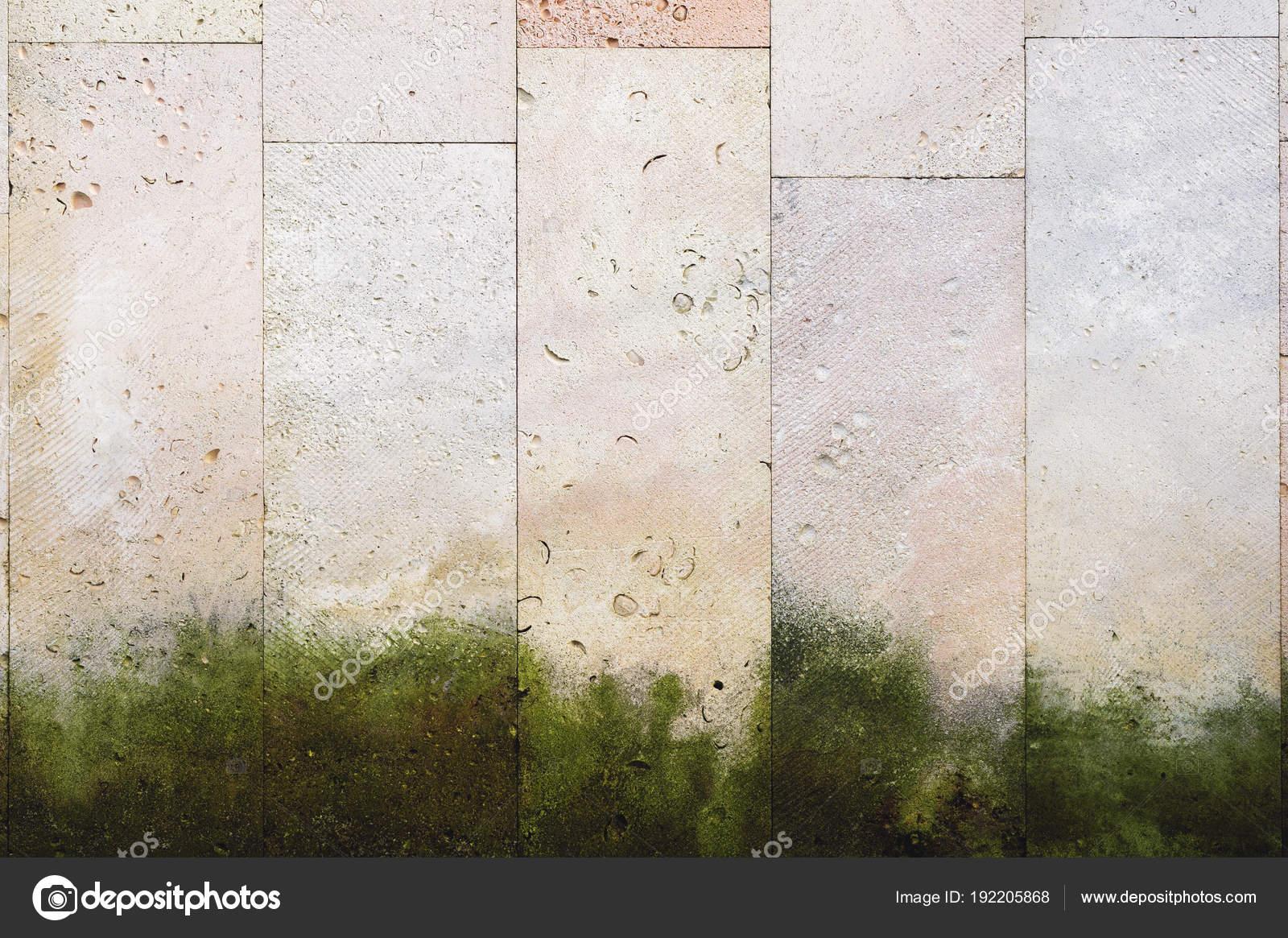 Pietra Verde Rivestimento : Priorità bassa strutturata verticale piastrella di rivestimento da