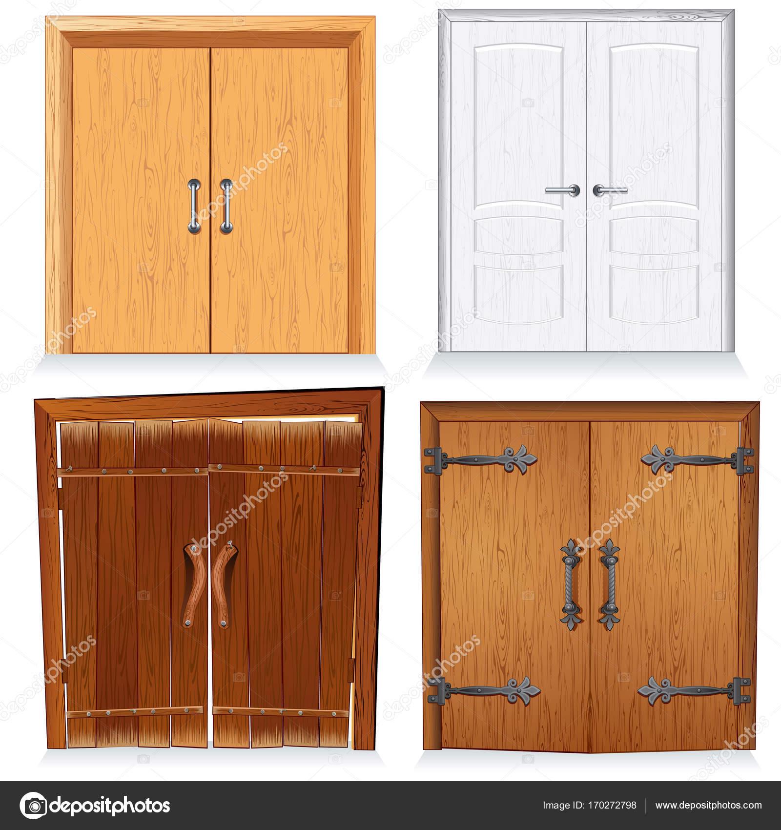 Puerta portones y puertas viejas de madera vintage for Puertas y portones de madera