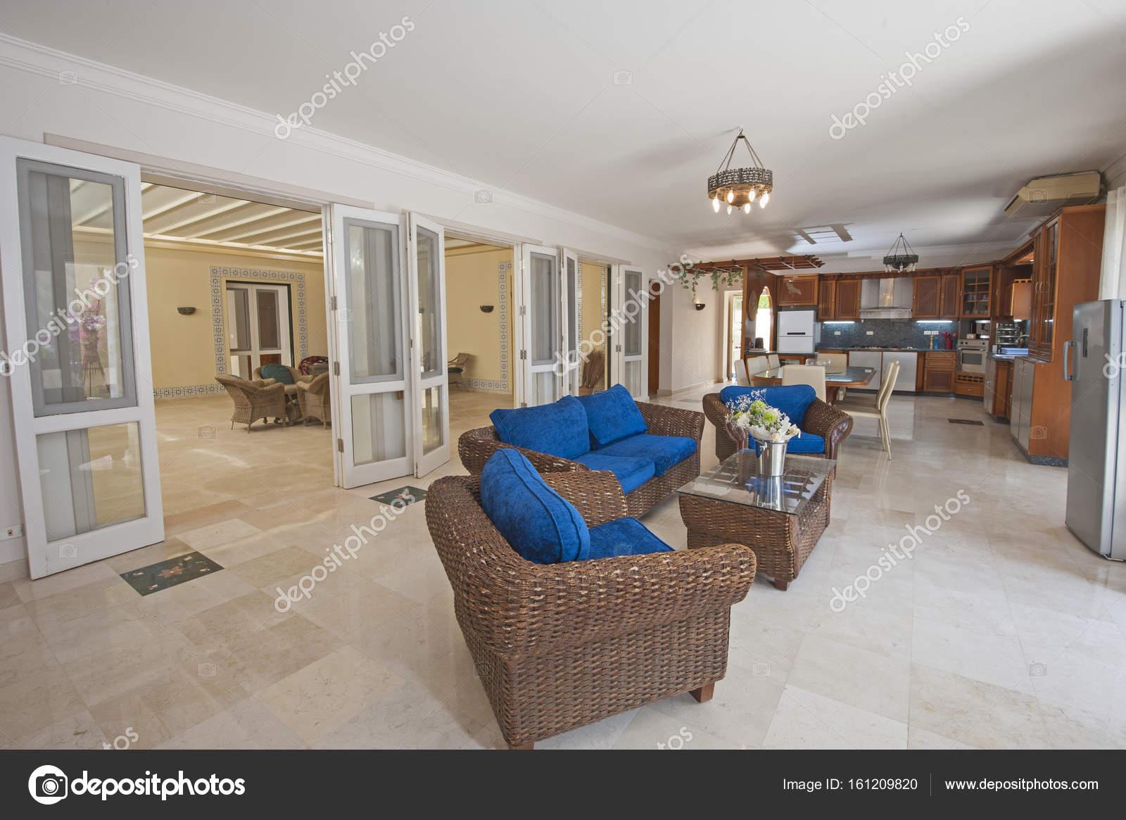 Design De Interiores De Sala De Estar De Apartamento De Luxo Stock  -> Sala De Estar Apartamento Decoracao