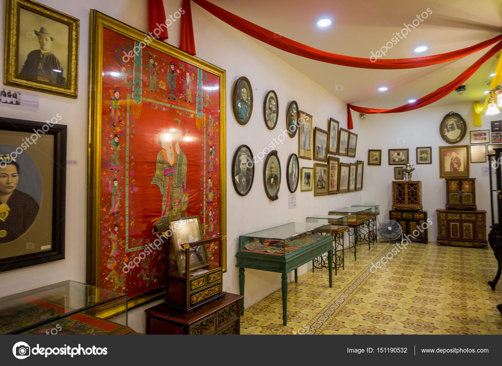 the home interior pinang peranakan mansion a museum containing antiques and 15119
