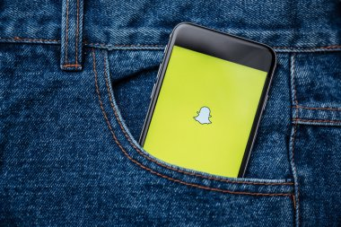 Snapchat is popular a photo messaging application
