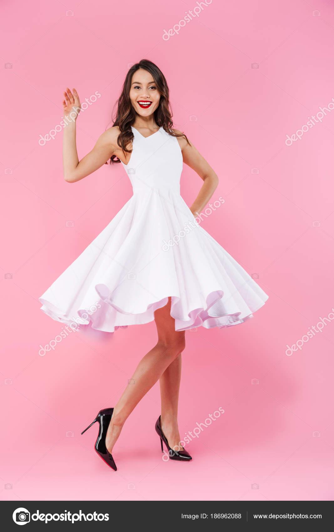 Increíble Vestido De Novia Asiática Blanco Friso - Colección de ...