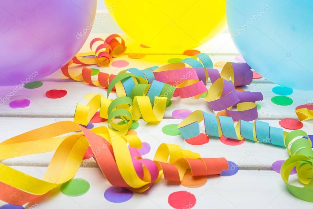 Fondo De Fiesta Diseño Decoracion Confeti Arte Patrón: Fondo De Fiesta Con Confeti