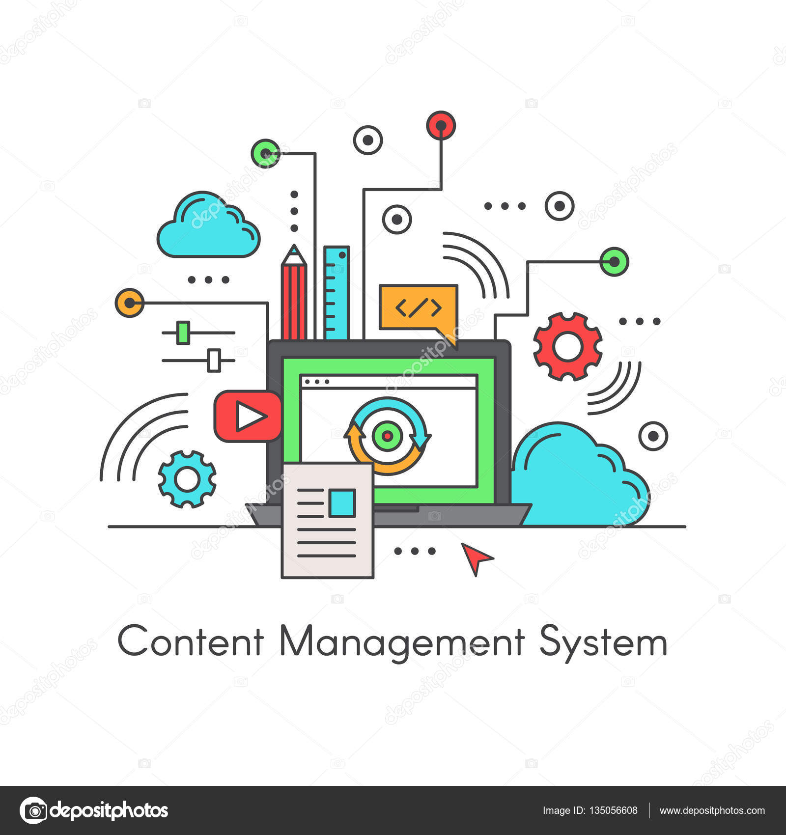 what is content management system pdf