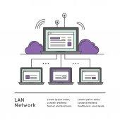 lokales Netzwerk lan