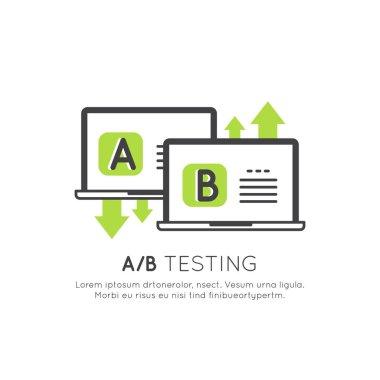 A/B Testing, Bug Fixing, User Feedback