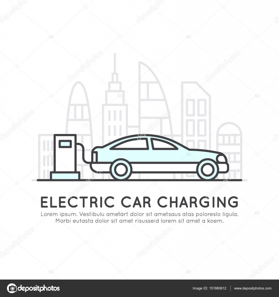 Power Supply Plug Charger, Electric Car Charging, Renewable Energy ...