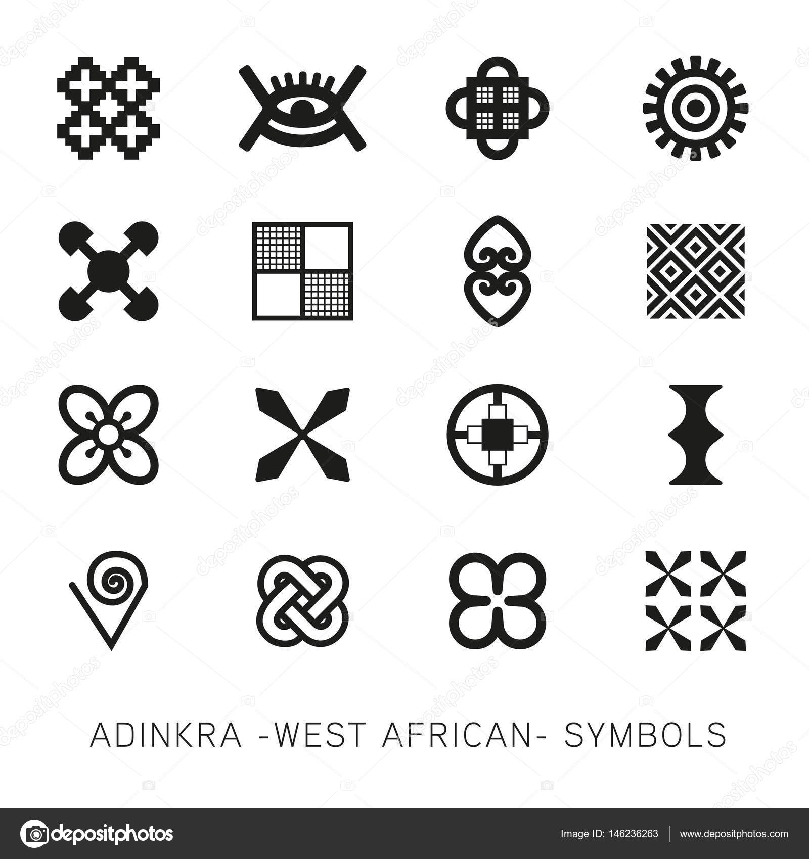 African symbols of freedom