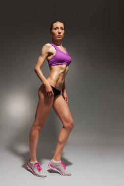 strong woman workout
