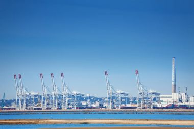 view of Port of Le Havre