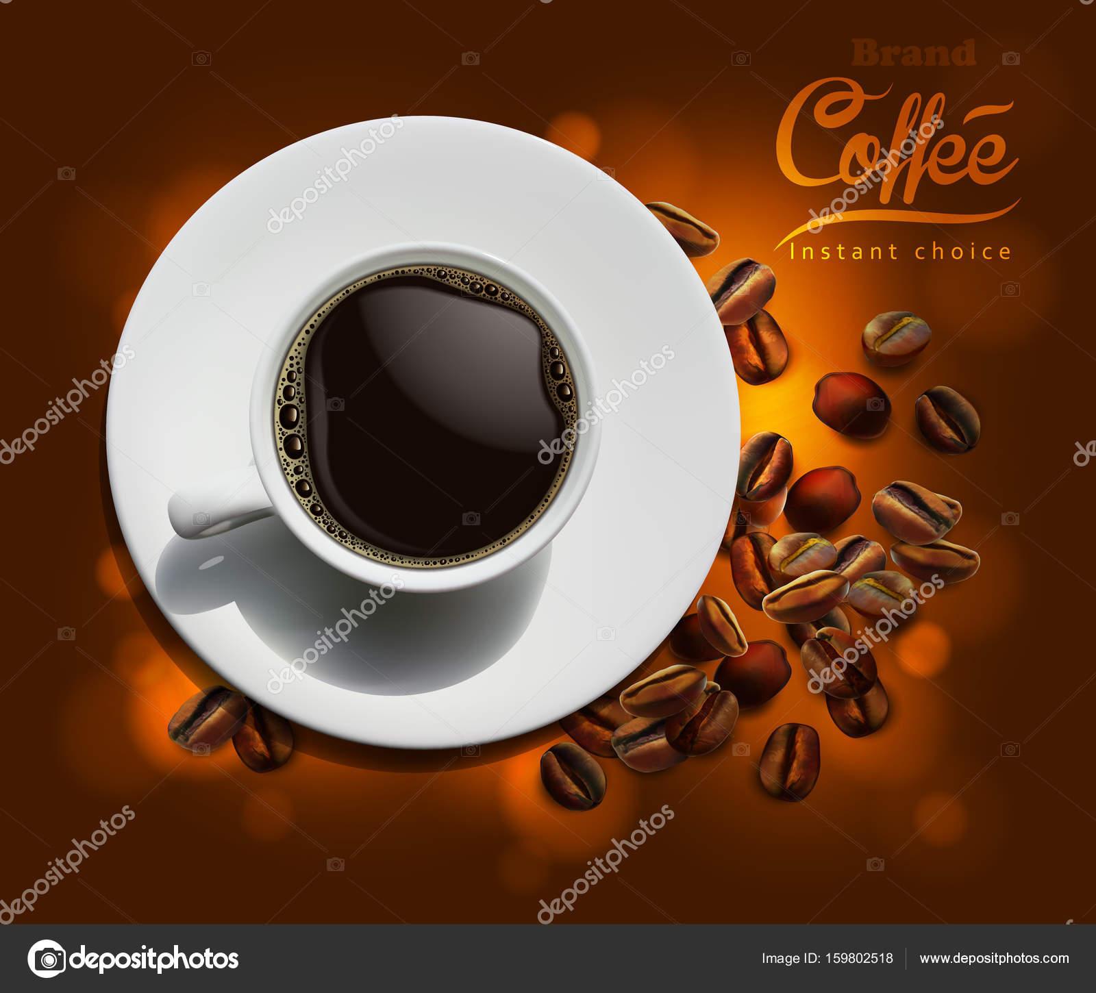 koffie reclame
