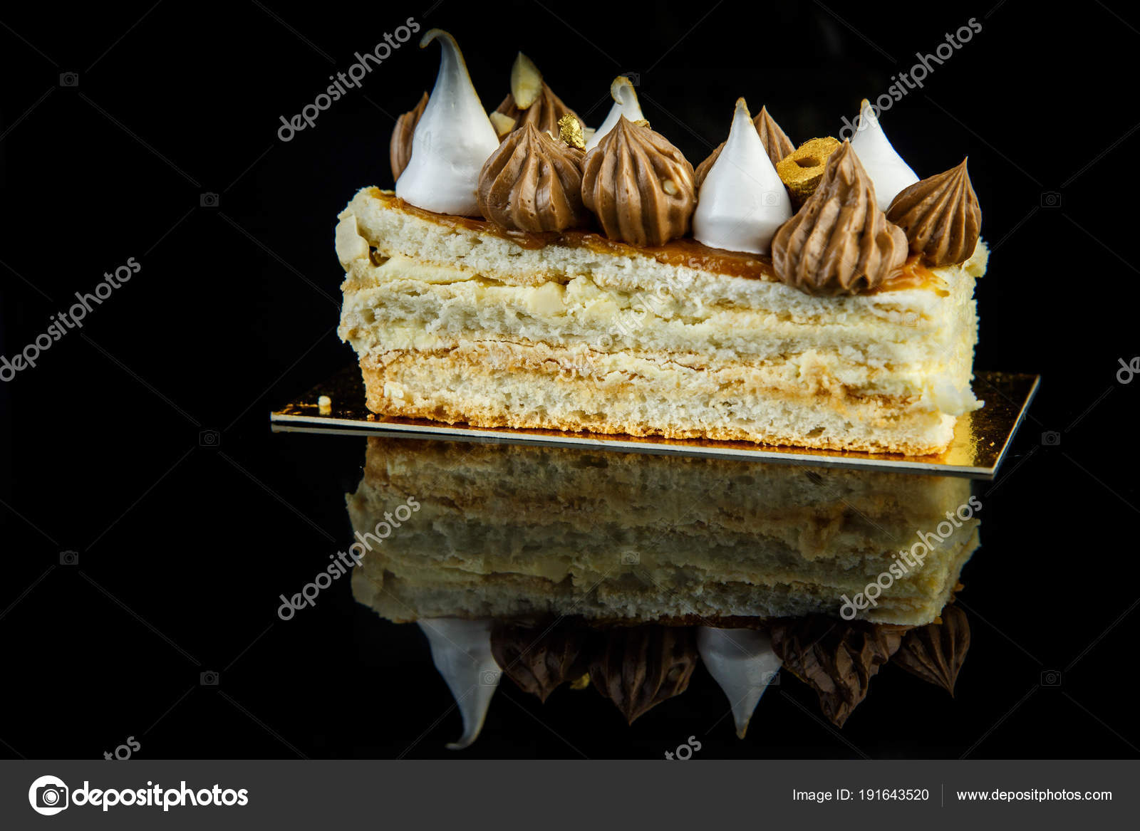 The recipe of Kiev cake is tasty and unusual 66