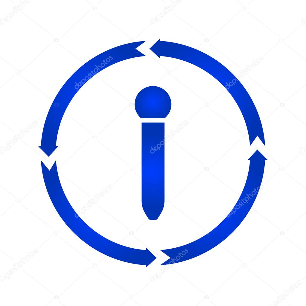 Microphone turn icon