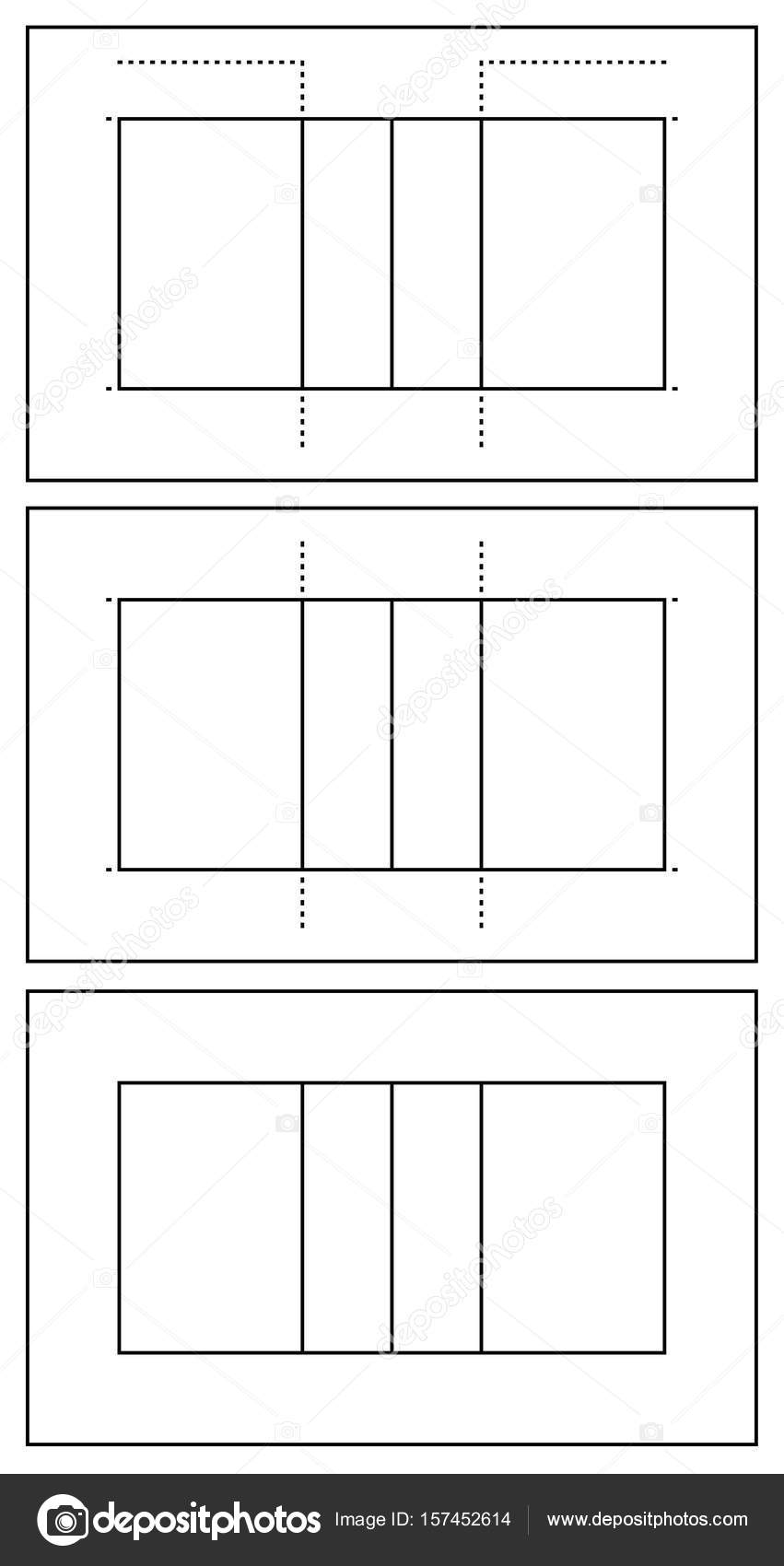 Set Of Different Volleyball Court Stock Vector Dece11 157452614