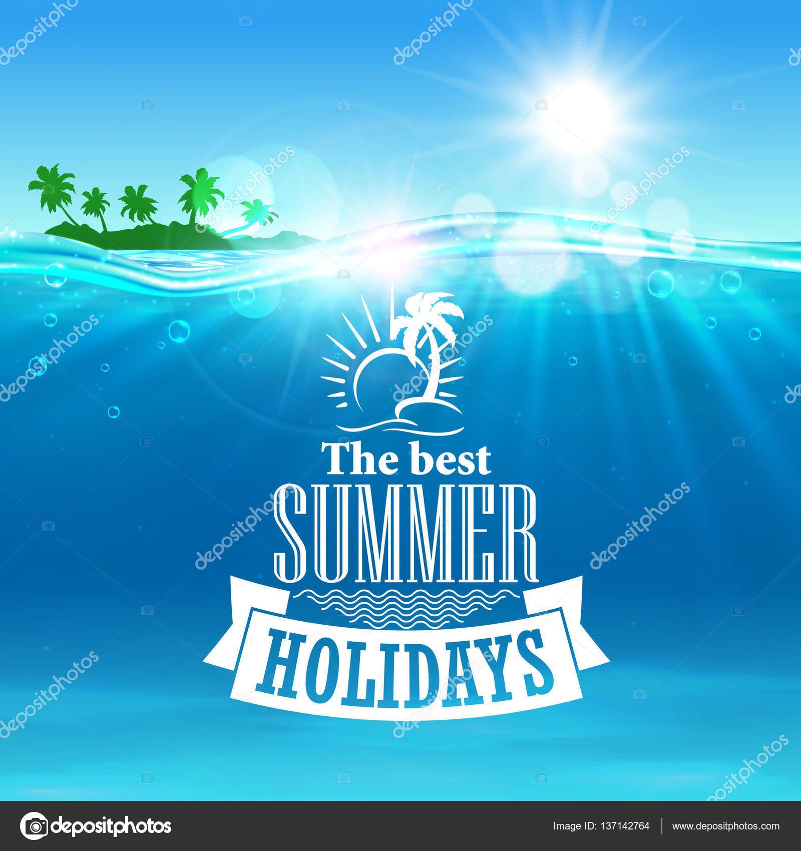 каникулы летние картинки лучшие