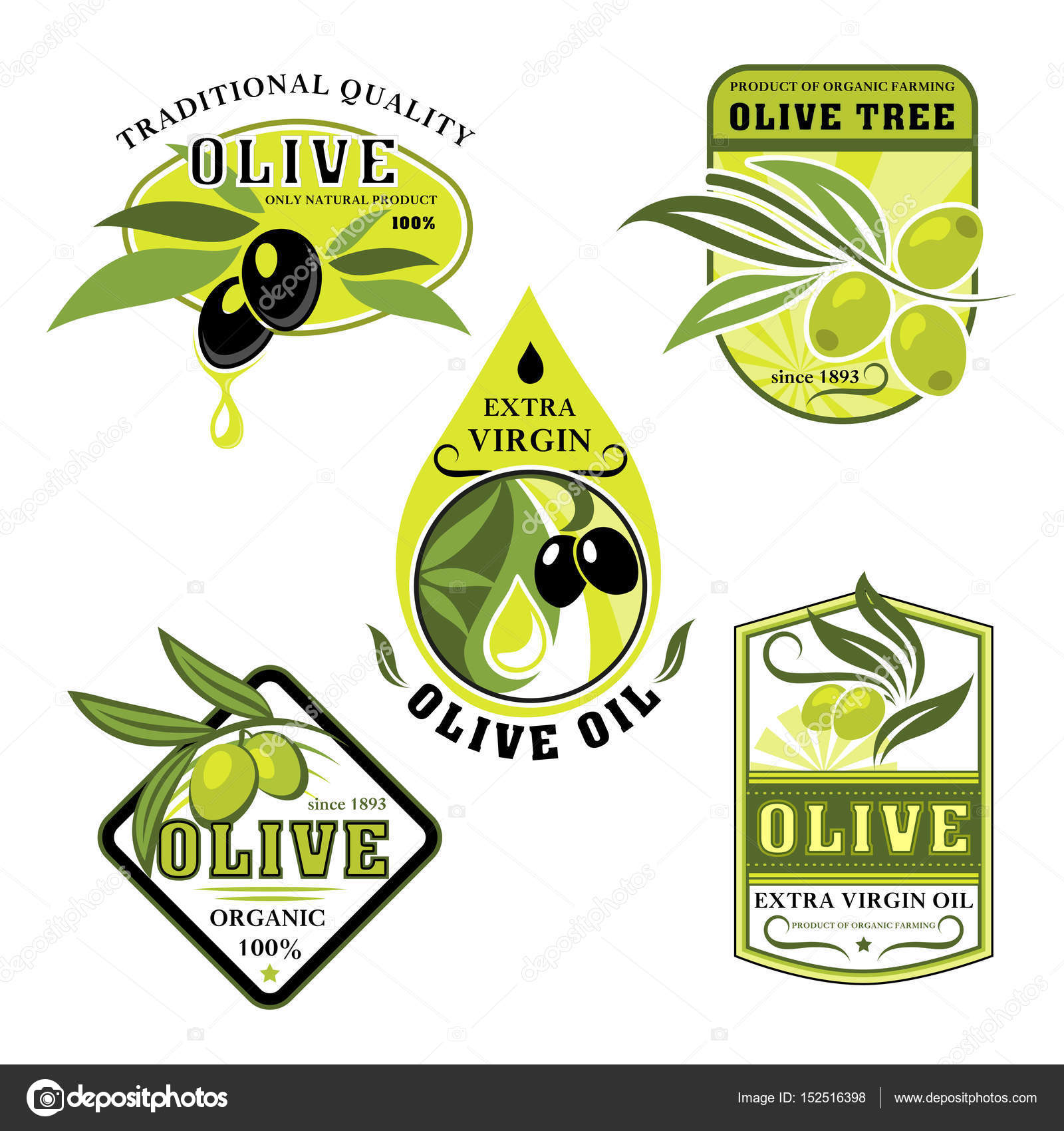 Vector icons of olives and italian olive oil stock vector vector icons of olives and italian olive oil stock vector buycottarizona