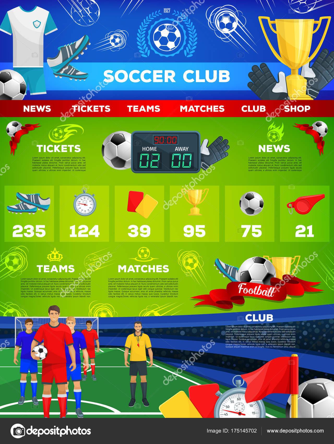 36766f84d Futebol Clube pouso site ou página da web modelo de equipe de futebol  notícias e jogo resultados placar do esporte ou coincide com notícias.