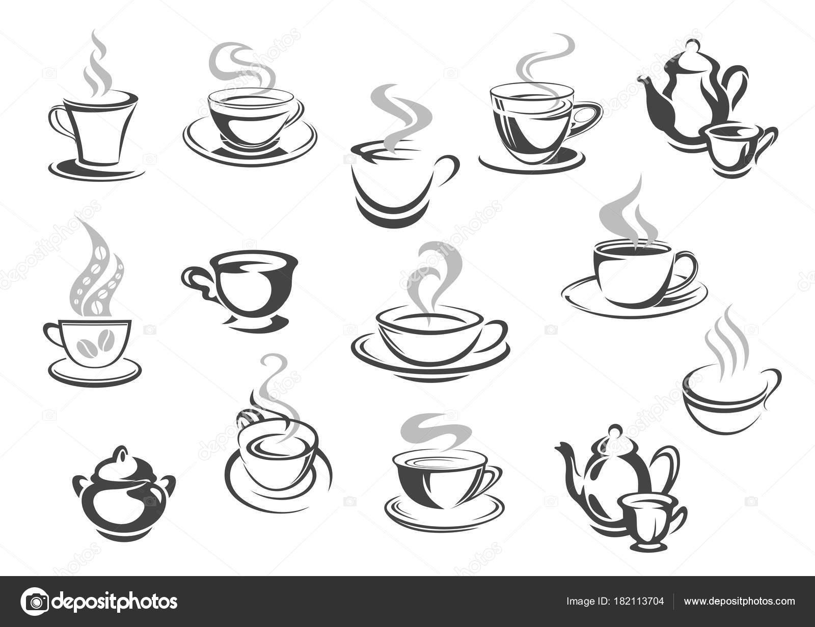 Imágenes Frappes Para Colorear Cafe Cafeteria Café Tazas