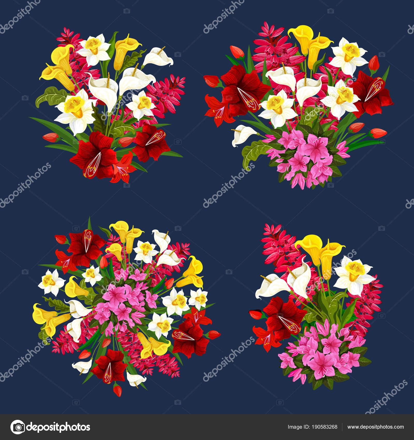 Imágenes Orquideas Con Frases Ramos De Flores De