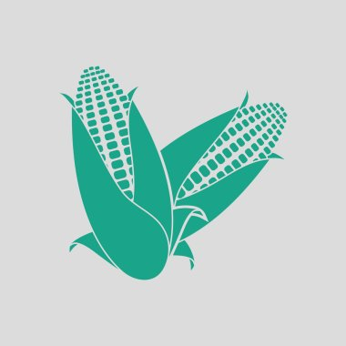 Corn icon  illustration.