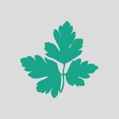 Parsley icon illustration.