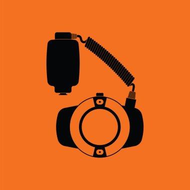 Icon of portable circle macro flash