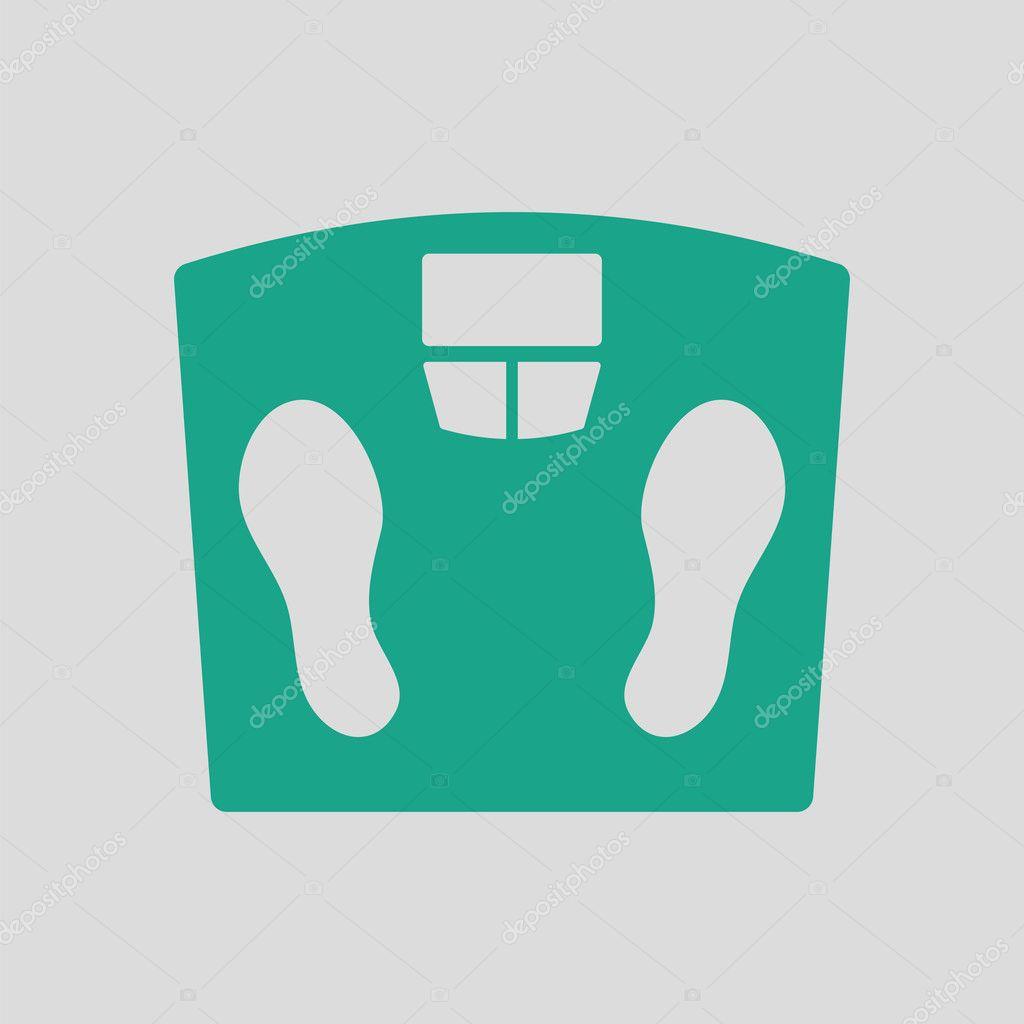 Boden-Waagen-Symbol — Stockvektor © angelp #127443022