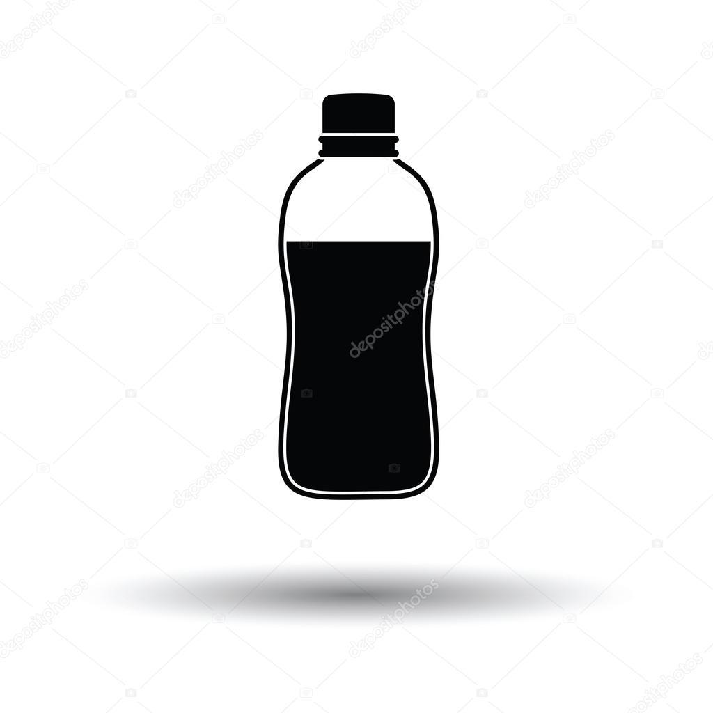 Sport-Flasche Getränk — Stockvektor © angelp #127543212
