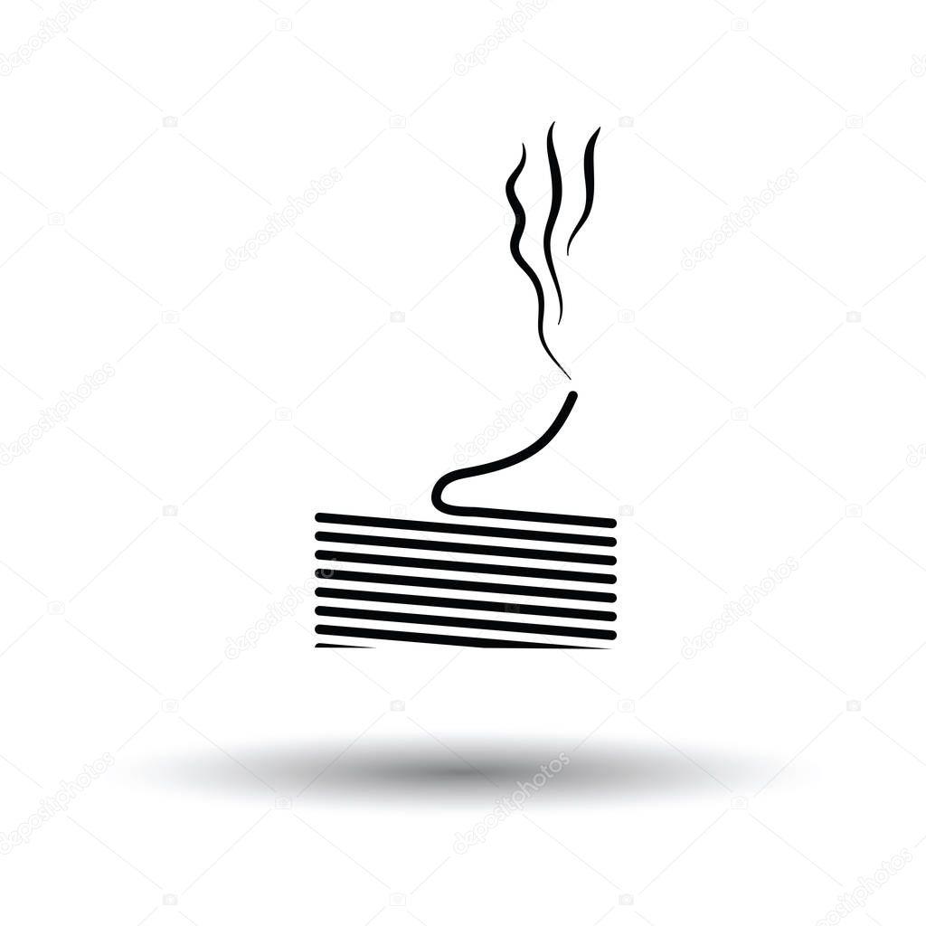 Löten Sie Draht-Symbol — Stockvektor © angelp #129206178