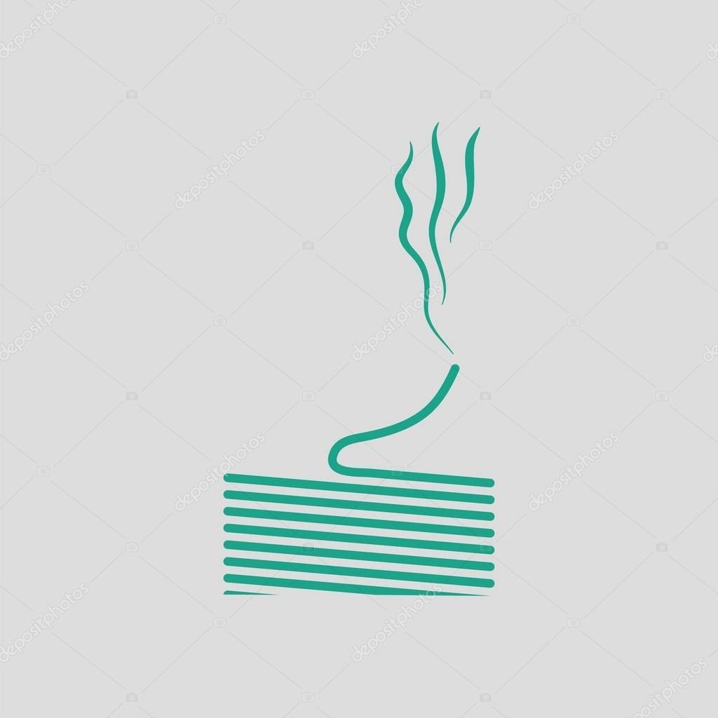 Löten Sie Draht-Symbol — Stockvektor © angelp #141274662