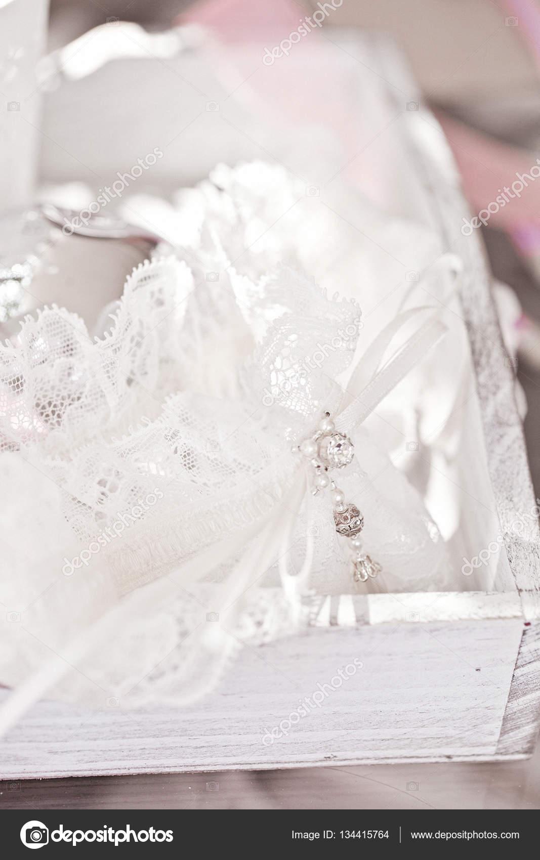 69d8f9daa3 Η σύνθεση της όμορφο γάμο αξεσουάρ νύφης — Φωτογραφία Αρχείου ...