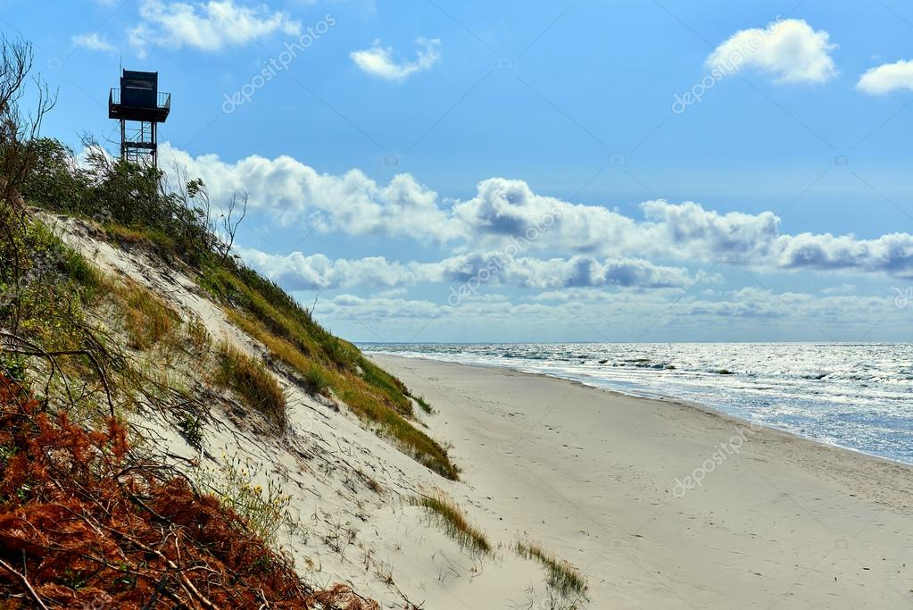 Curonian Spit . Russia