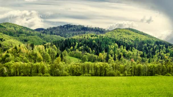 Hory na jaře. Slovensko