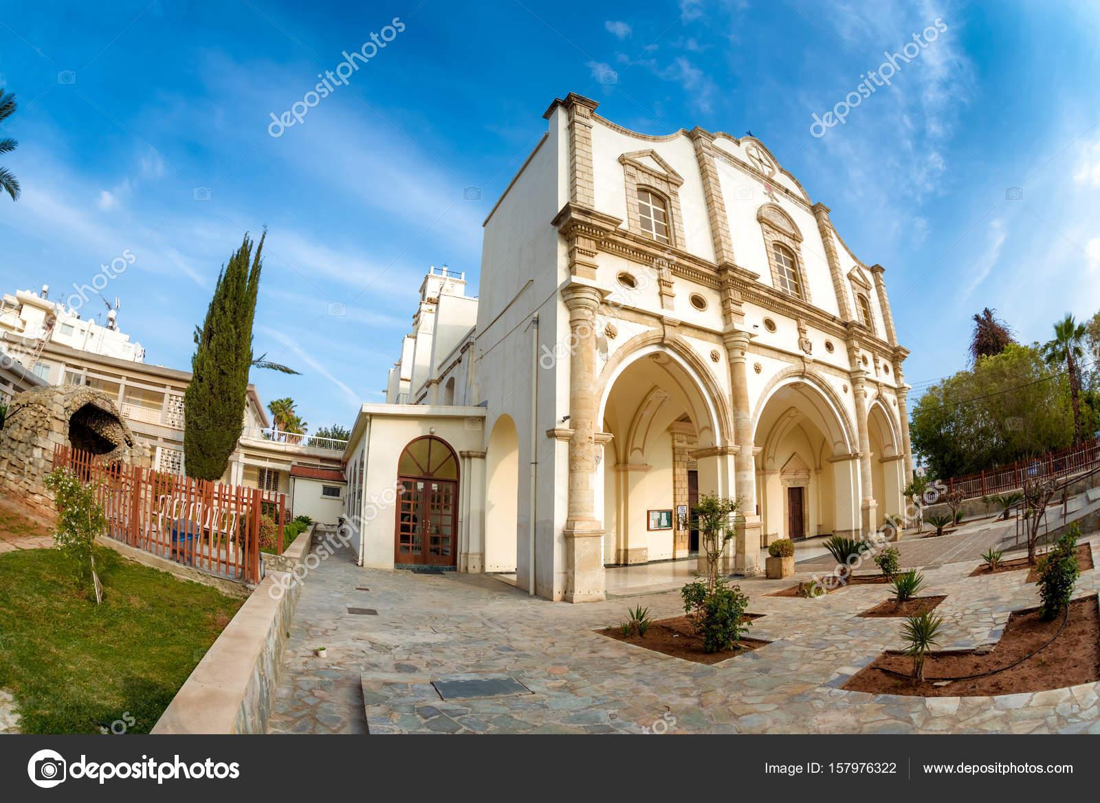 Resultado de imagen de Iglesia de Nuestra Señora de las Gracias (Lárnaca)