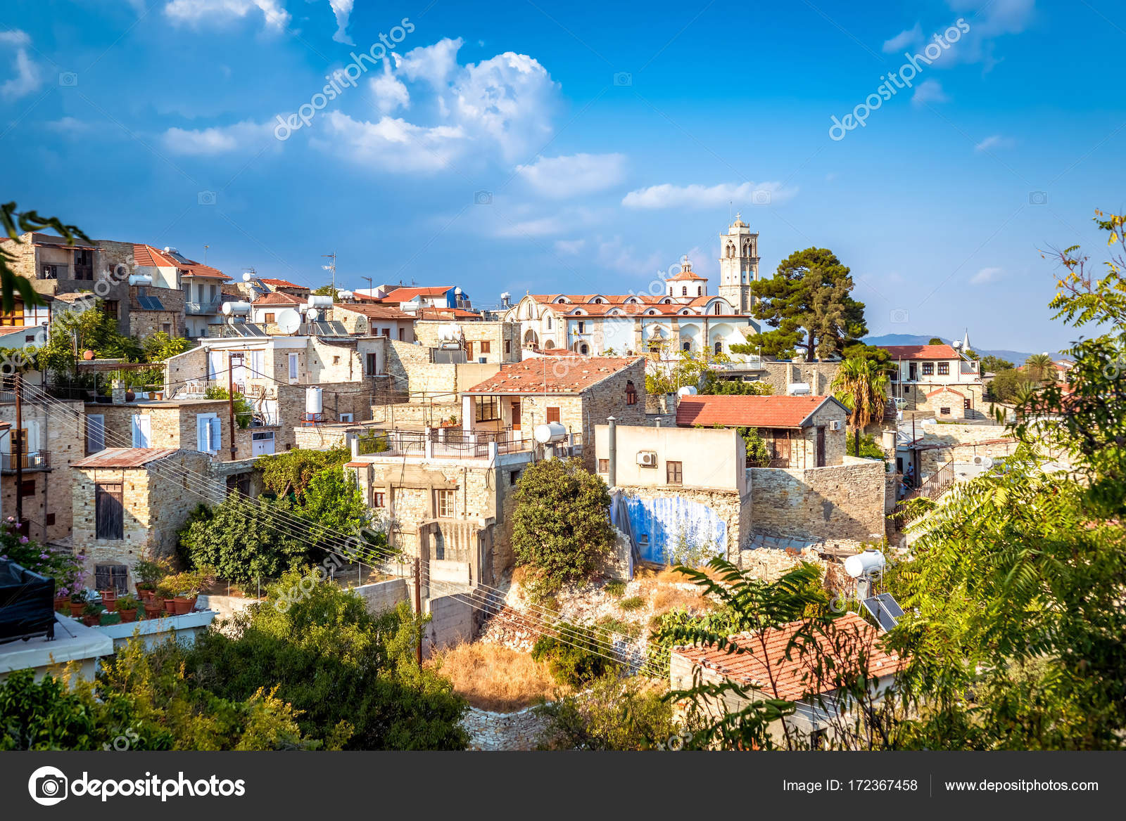 キプロス ラルナカ地区パノ レフ...