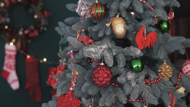 vyzdobený vánoční strom
