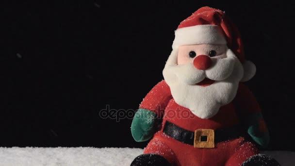 Juguete Santa Que Claus Nieve Cae Con 0mPyv8nONw