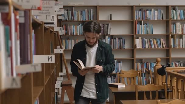 Handsome Student Man with Book