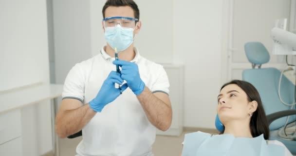 Zubařská anestezie pro pacienta
