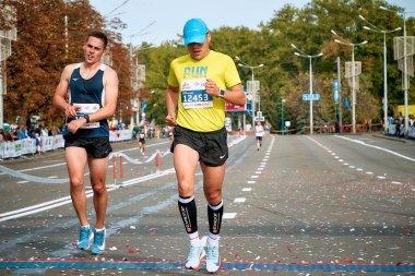 September 15, 2018 Minsk Belarus Half Marathon Minsk 2019 Running in the city