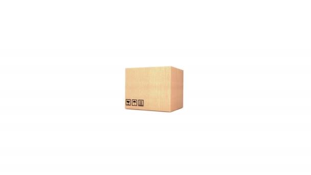 megjelenítő karton doboz